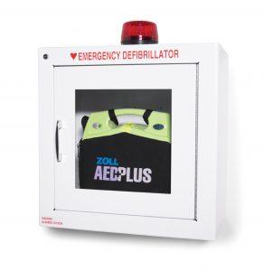 Gabinete AED Plus